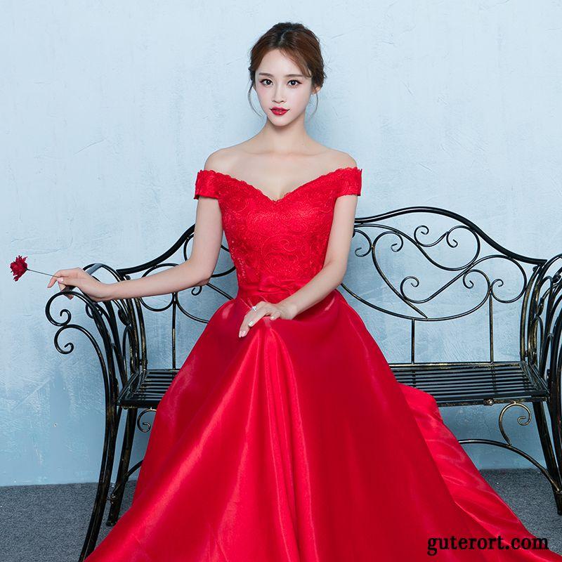 Damen Winterkleider Billig, Spitzenkleider Online Kaufen Rosa