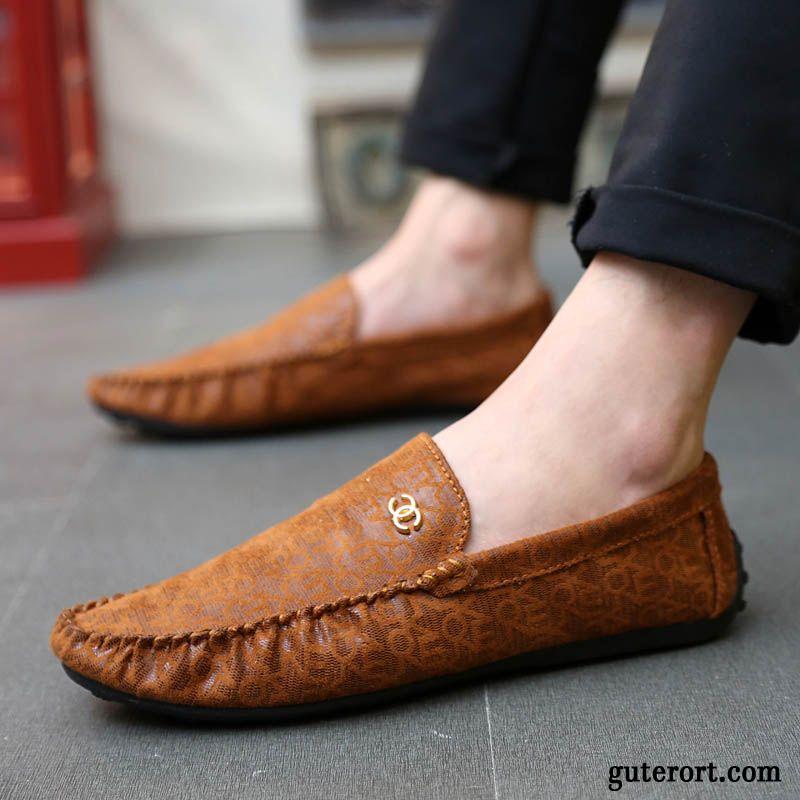 Herrenschuhe Silber Billig, Schuhe Männer Sneaker Halbschuhe