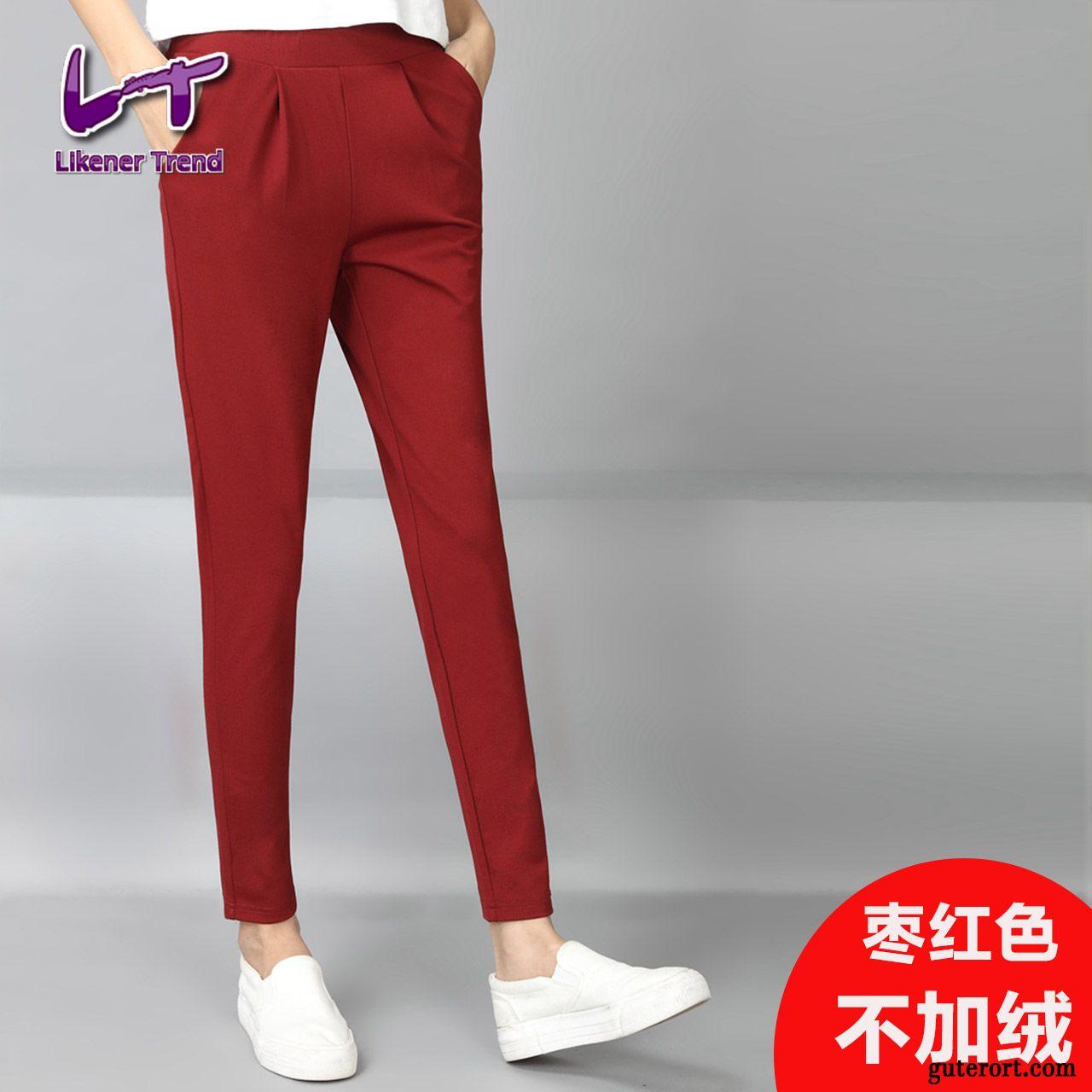 8c52abd0013062 Stretch Damenhosen, Schwarze Hose Kaufen Weiß