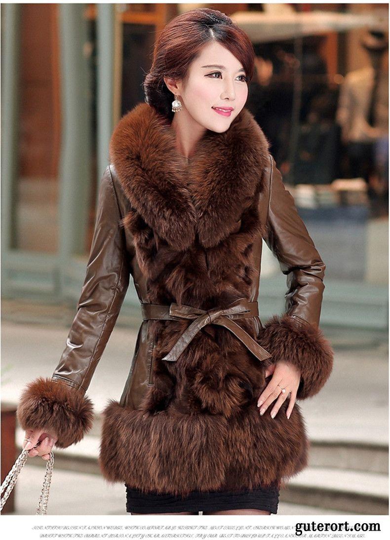 Extrem Warme Winterjacke Damen, Designer Daunenjacke Damen ...