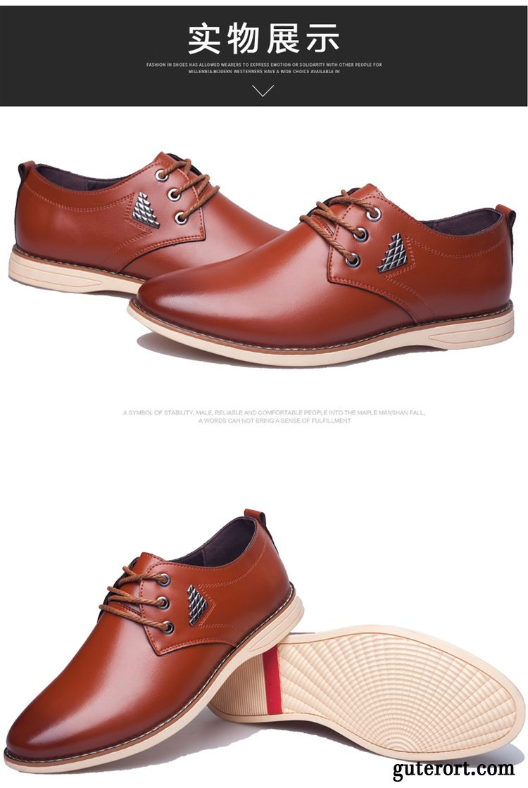 size 40 09f67 aa5e5 Leder Schuhe Kaufen Günstig, Schicke Schuhe Herren ...