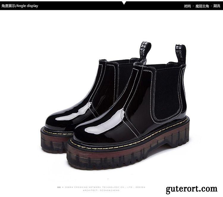 hot sale online 76066 79e8c Schwarze Damen Boots Beige, Trachtenstiefel Damen Schwarz ...