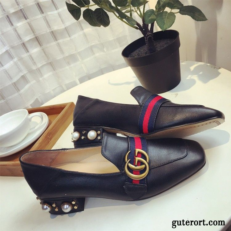 low priced b3e9b b0923 Billige Schuhe Damen Lederschuhe Rosa, Italienische Leder ...