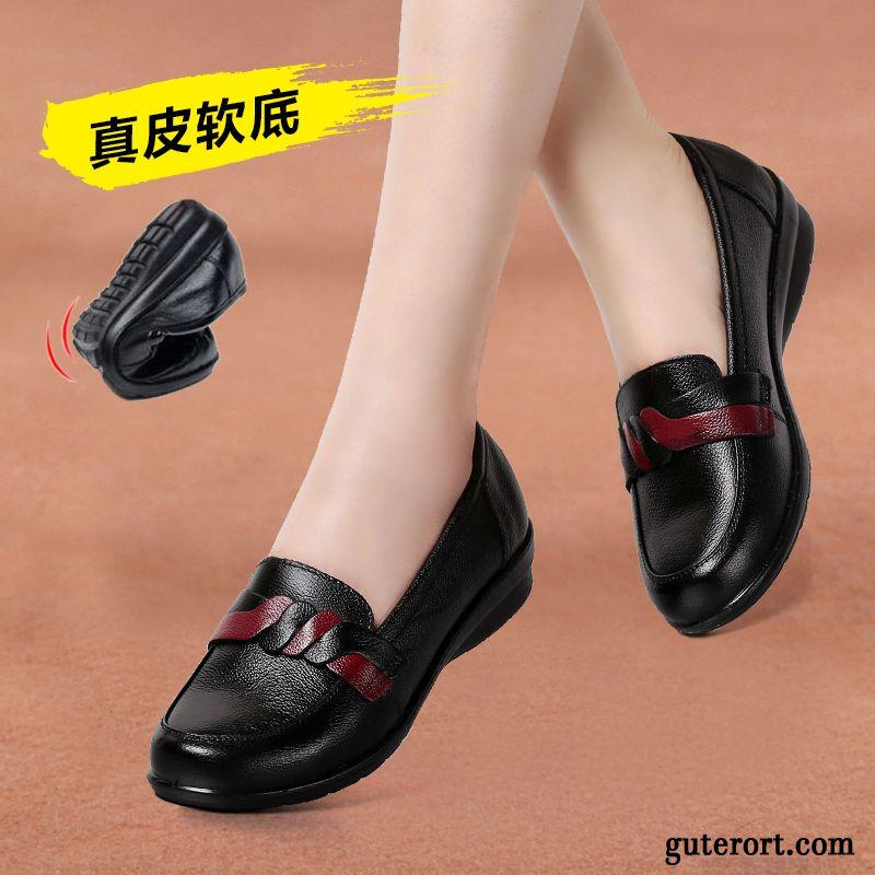e0761992433df5 Casual Leder Schuhe Lederschuhe Das Lila