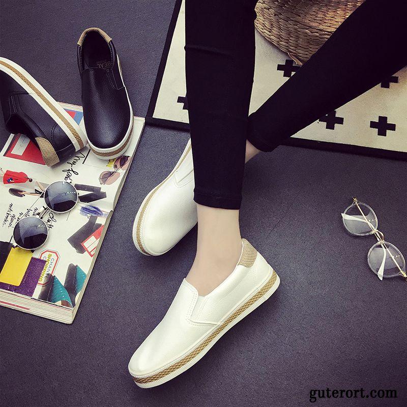 3b2369ae08 Damen Schnürschuhe Leder Billig, Schicke Schuhe Damen Halbschuhe Lindgrün