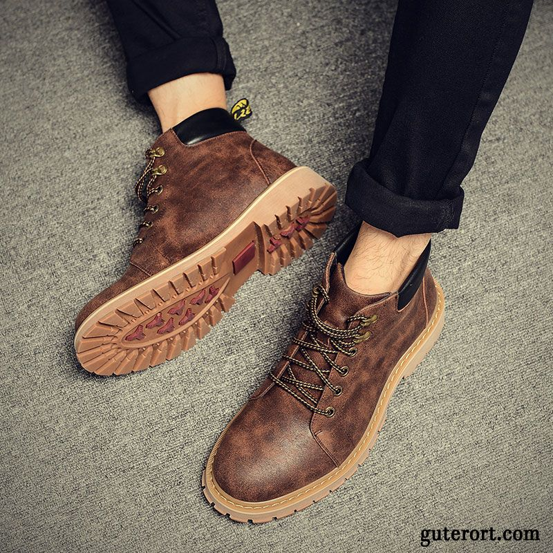 premium selection a5bd1 08d68 Elegant Winterschuhe Herren Stiefel Türkis, Herren Boots ...