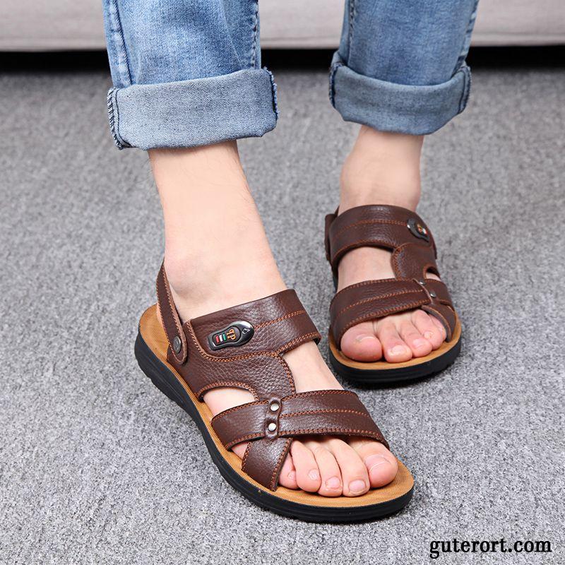 kaufen sie sandalen herren online g nstig bei guter ort. Black Bedroom Furniture Sets. Home Design Ideas