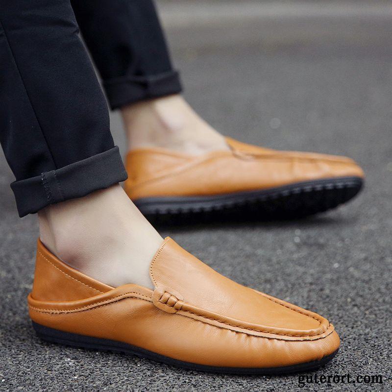 Rahmengenähte Lederschuhe und Business Schuhe Herren