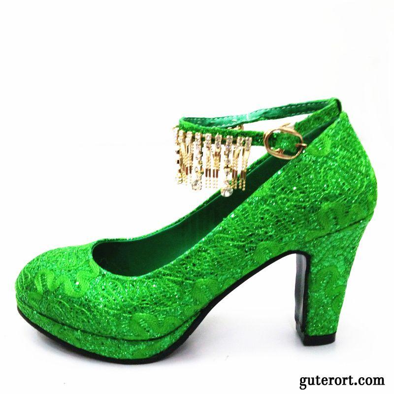 Schuhe schwarz kleiner absatz