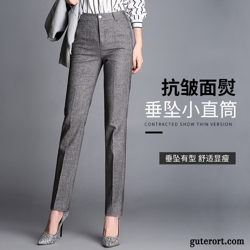 riesige Auswahl an gutes Geschäft schön Design Weiße Leinenhose Für Damen Verkaufen, Coole Sommerhosen ...